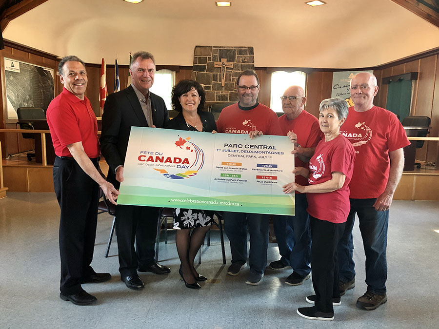 MP Lapointe announces $ 14,300 for Canada Day in Deux-Montagnes