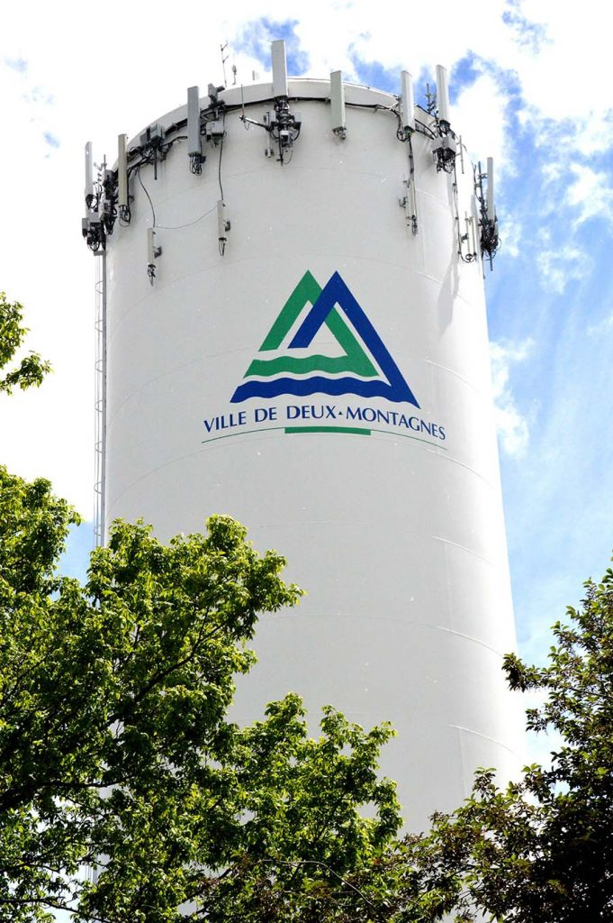 Man claims Deux-Montagnes water tower antennae cause cancer