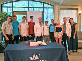 Rosemère honours young athletes for outstanding achievements