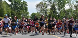 'Rosemère en Santé' foot race draws a large crowd
