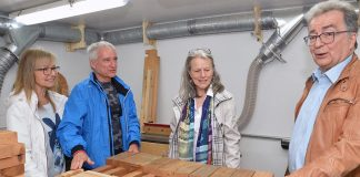 New Community Wood Workshop opens in Rosemère