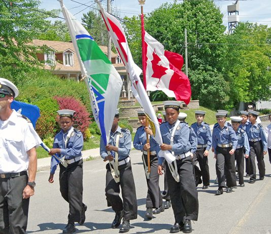 Canada Day scores high in the hearts of Deux-Montagnes residents