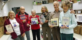 Deux-Montagnes Lions hold 'Giant Book Fair' Oct. 5 - 6
