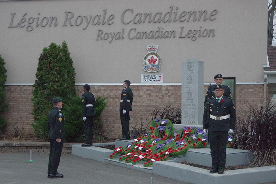 Deux-Montagnes honours veterans on Remembrance Day