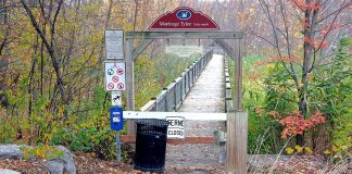 Safety concerns shut Rosemère's Tylee Marsh boardwalk