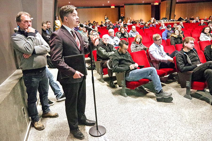 North Shore flood victims vent frustrations at consultation