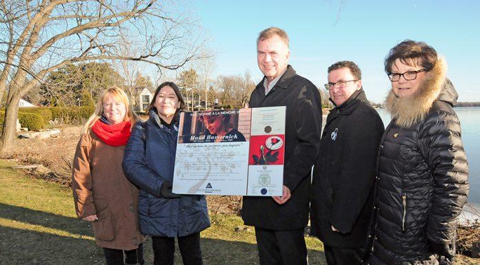 City names park after Polytechnique shooting victim
