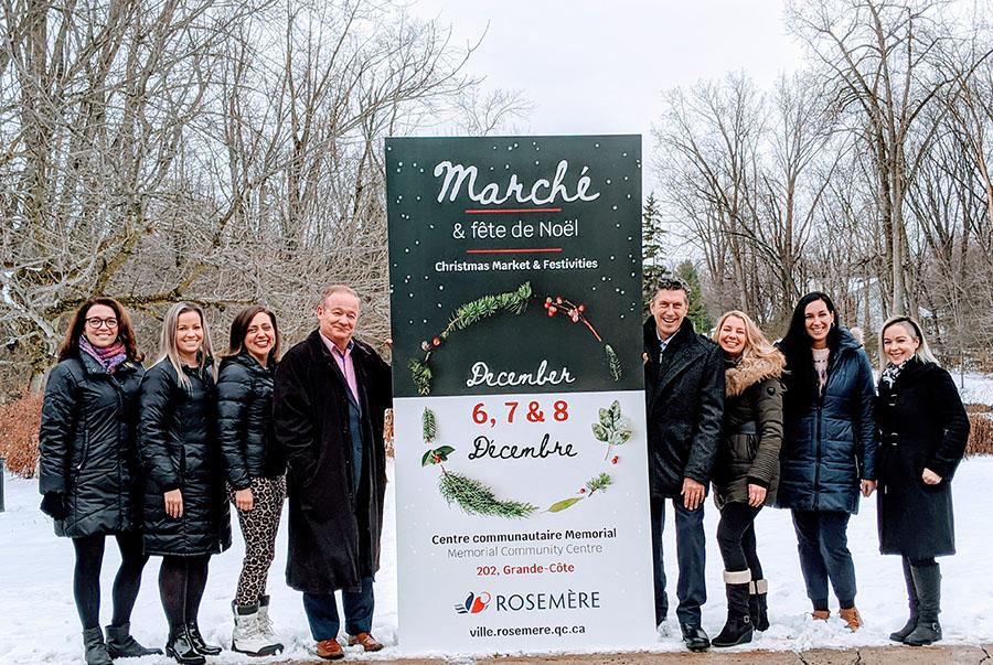 On December 6 - 8: Take part in Rosemère's Christmas festivities