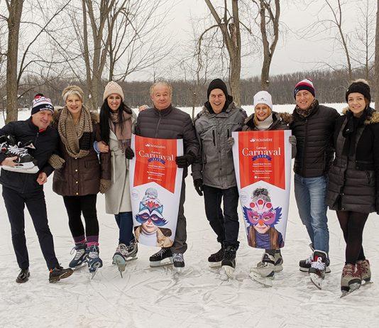 Rosemère's 'Carnival 2020' to celebrate winter